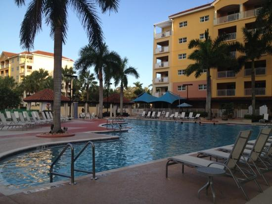 Marriott's Villas at Doral: pool