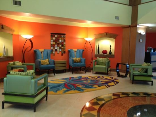 Marriott's Villas at Doral: lobby