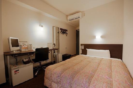Super Hotel Kochi: シングルルーム