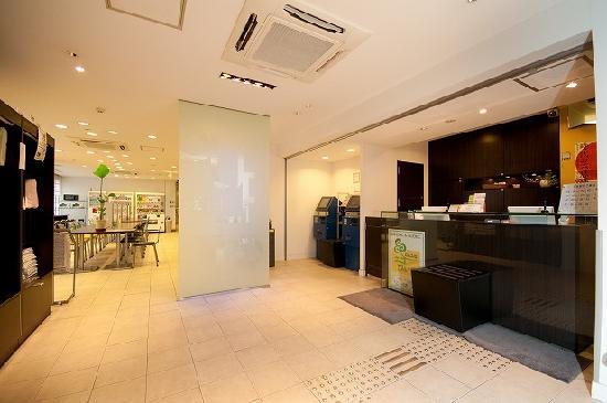 Super Hotel Kochi: ロビー