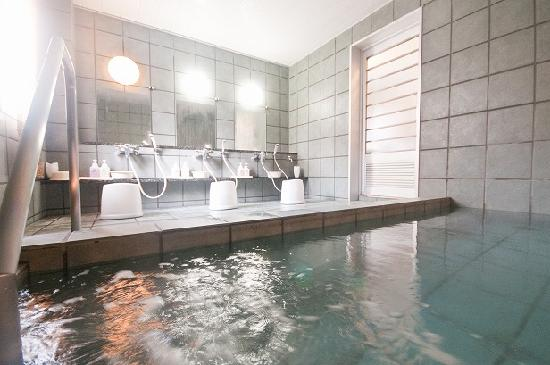 Super Hotel Kochi: 天然温泉