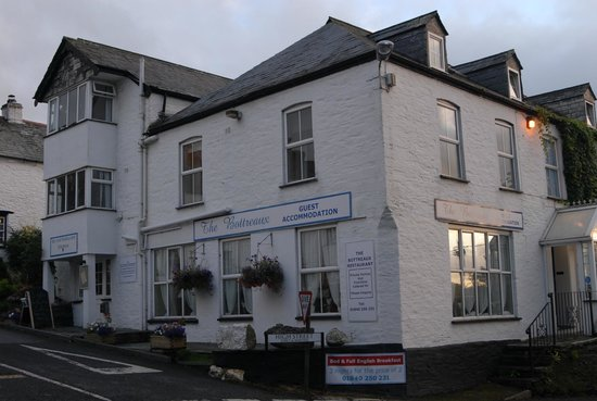 Bottreaux House Bed & Breakfast: Bottreaux Hotel in Boscastle