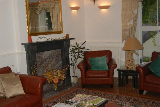 Bottreaux House Bed & Breakfast: Hotel lounge area