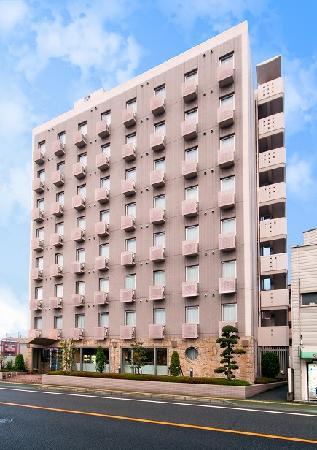 Super Hotel Matsuyama: 外観