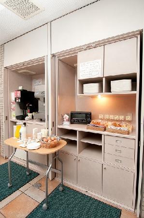 Super Hotel Matsuyama: 健康朝食例