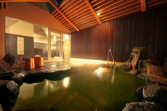 Super Hotel Nara Yamatokoriyama: 天然温泉