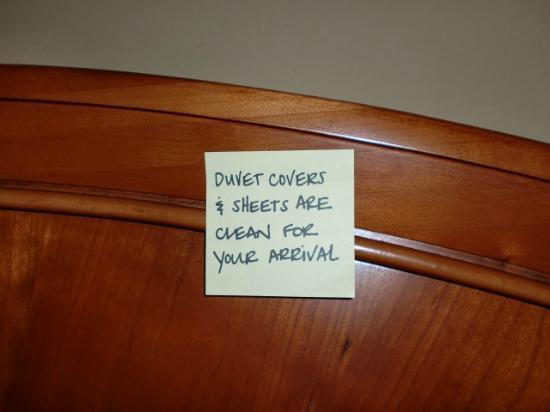 Hilton Garden Inn Meridian: Not something you see - post it for your approval