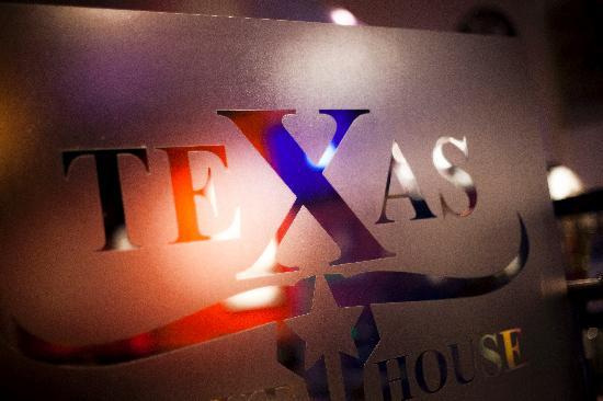 Texas Steakhouse Entrance