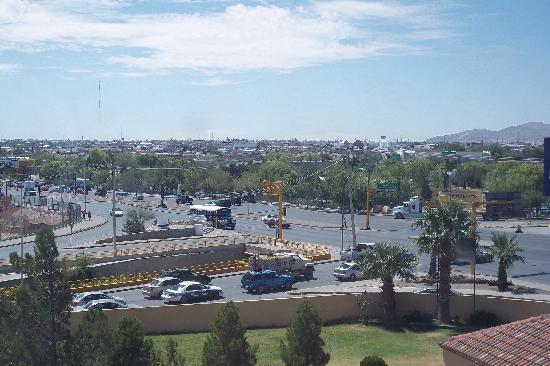 Krystal Urban Ciudad Juárez: vista desde la 325