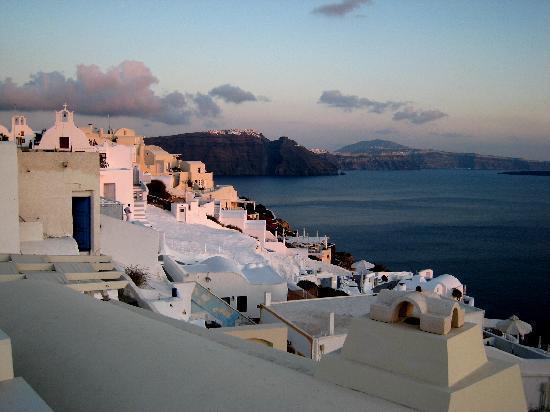 Santorini, Yunanistan: Beautifil Oia