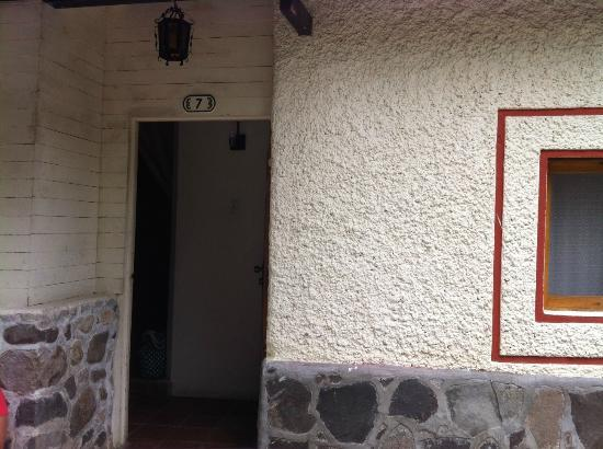 Hotel Regis Panajachel: Entrance