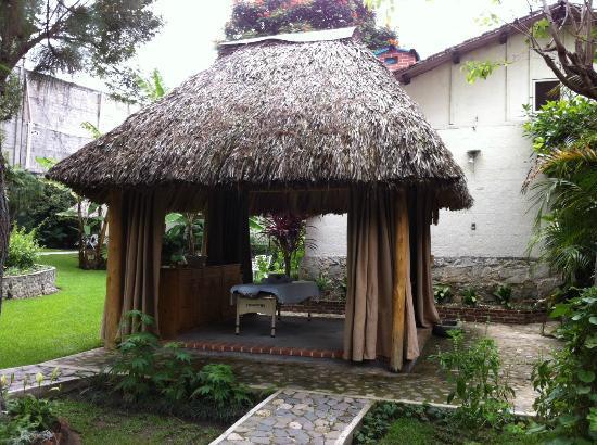 Hotel Regis Panajachel: Massage