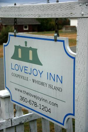 Lovejoy Inn on Whidbey Island 이미지