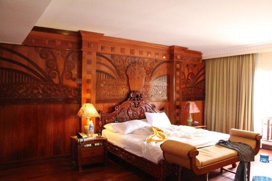Majestic Oriental Hotel: My room