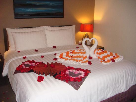 kamar bulan madu picture of 100 sunset hotel managed by