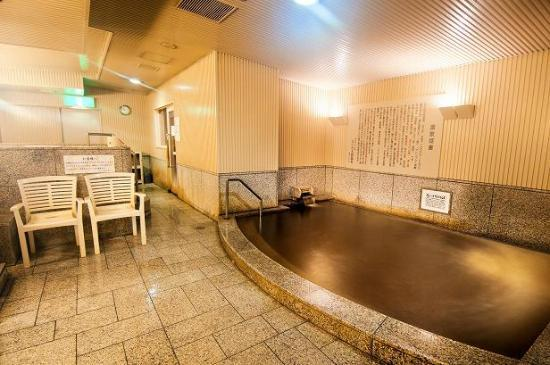 Super Hotel City Osaka & Natural Hot Springs: 天然温泉