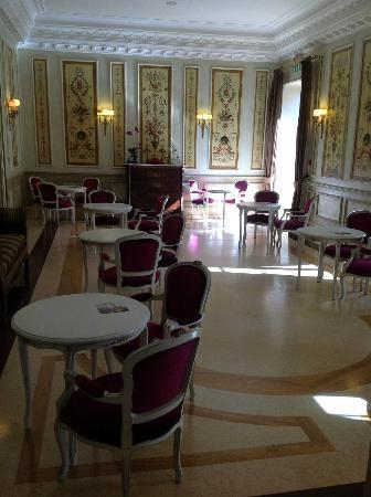 Villa Del Bosco Hotel: Dining and drinks area
