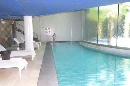 Hotel Miramar Barcelona: Indoor Pool