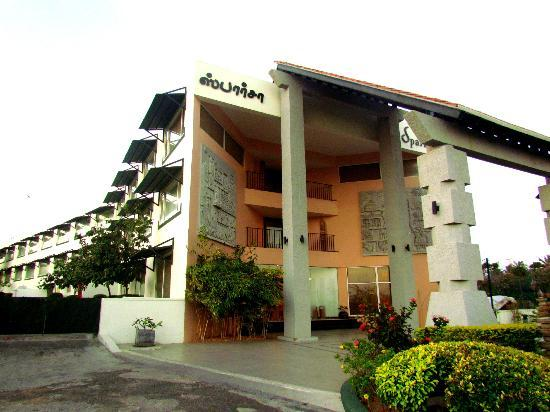 Sparsa Resort: RESORT ROOMS
