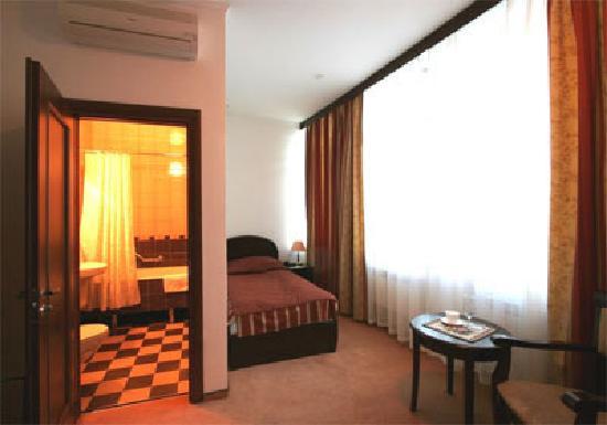 Hotel Siberia: Standard single room