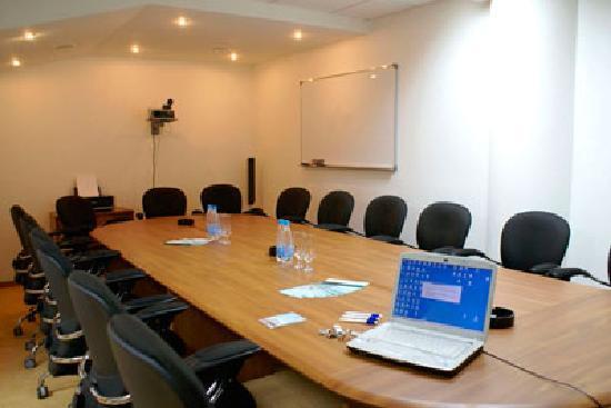 Hotel Siberia: Meeting room