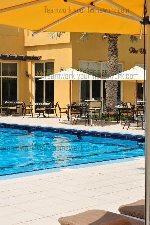 Al Hamra Residence & Village: Relaxing