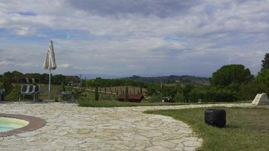 Agriturismo le Docce: the Pool