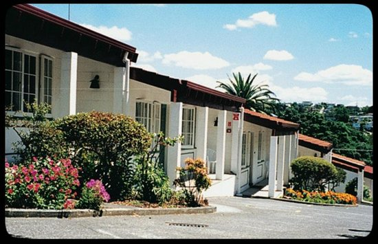Brown's Bay Olive Tree Motel & Apartment: Villa View