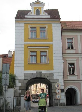 Gate of Hradec