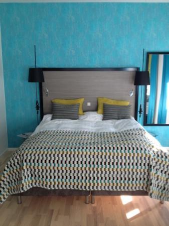 Andersen Boutique Hotel: Den største og lækreste seng!