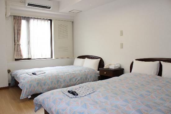 Flexstay Inn Iidabashi: Twin Room