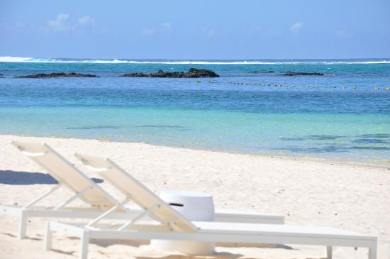 Long Beach Mauritius: Azur