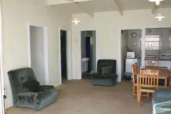 Spa Lodge Motel: Family two bedroom unit