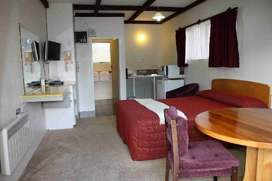 Spa Lodge Motel: Studio Unit