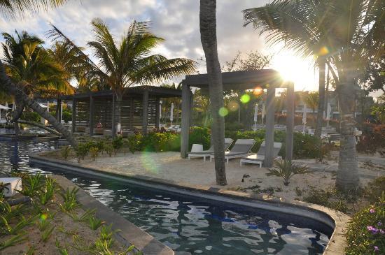 Long Beach Golf & Spa Resort : Cabana