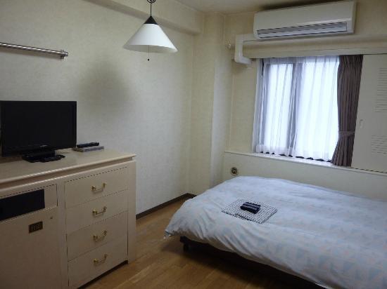 Flexstay Inn Iidabashi: Single Room