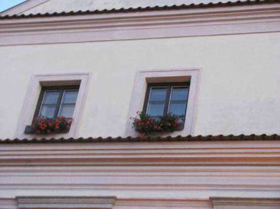 Hotel Zlata Hvezda: detail