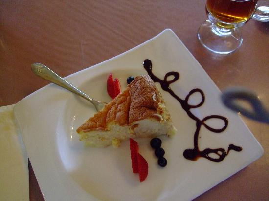 Darya Restaurant Santa Monica: Torta