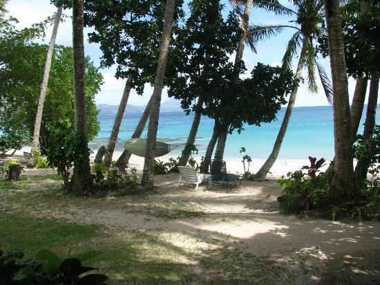 Matana Beach Resort - Dive Kadavu: View from Bure