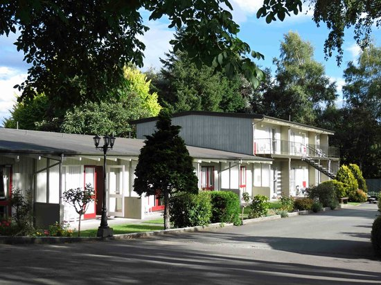 Spa Lodge Motel: Units at Spa Lodge