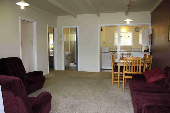 Spa Lodge Motel: Family unit