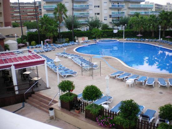 Gran Hotel La Hacienda: Zona Piscina