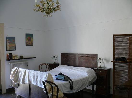 B&B Al Sakali: Chambre avec grand lit