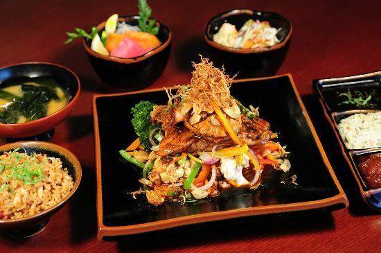 Sakura Japanese Restaurant : Japanese