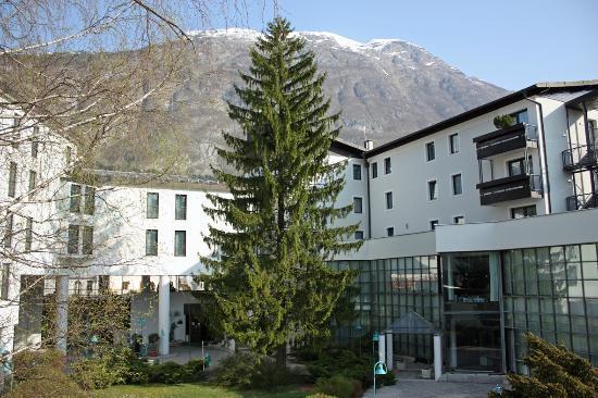 Hotel Alp: Atruim