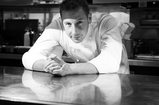 Le 114 Faubourg : Chef Eric Desbordes