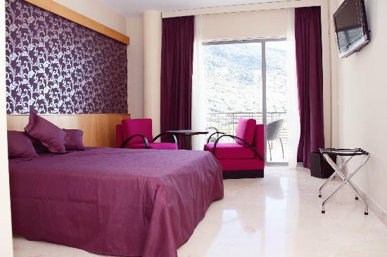 Hotel Mencia Subbetica: Habitación doble superior