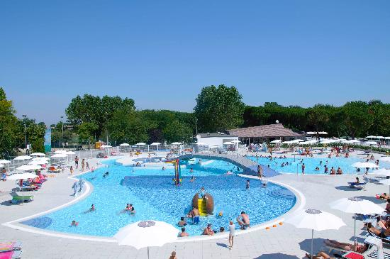 Adriano camping village punta marina terme italy campground reviews photos price - Bagno tiziano punta marina ravenna ...