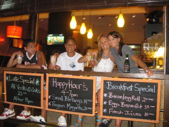 Stakz Bar & Grill: nice