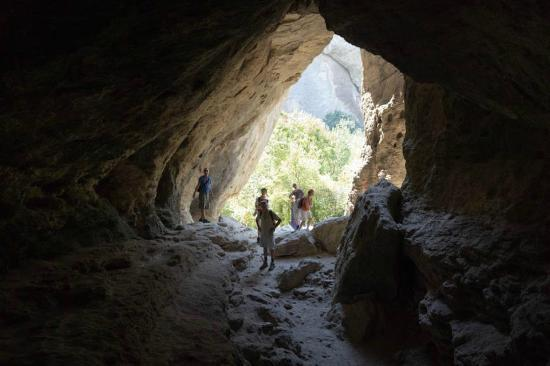 Madara Rider: One of the caves